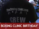 The Boxing Clinic Birthday movie