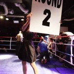 photo of ring girl